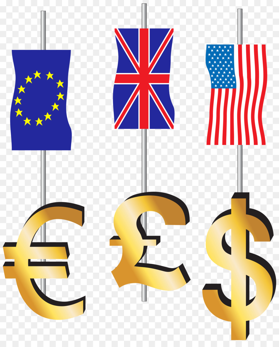 Euro Sign Pound Sign Pound Sterling United States Dollar Euro Png