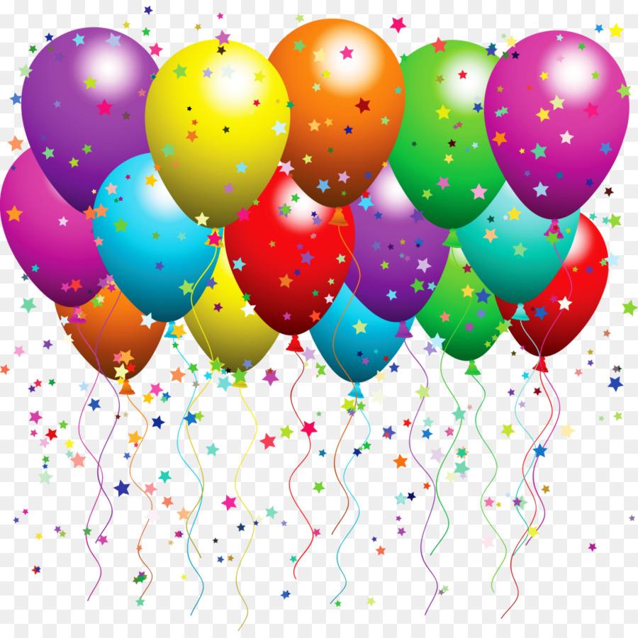 Party Balloon Birthday Stock Photography Clip Art