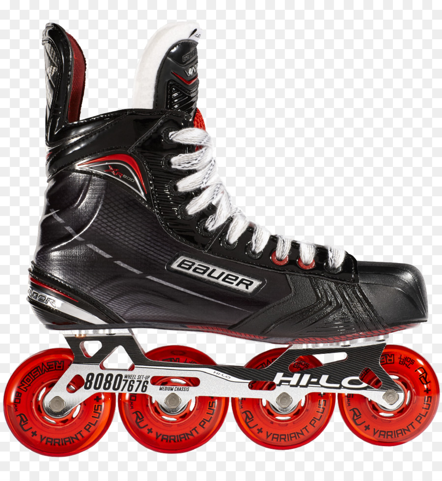National Hockey League Bauer Hockey In Line Skates Roller In Line