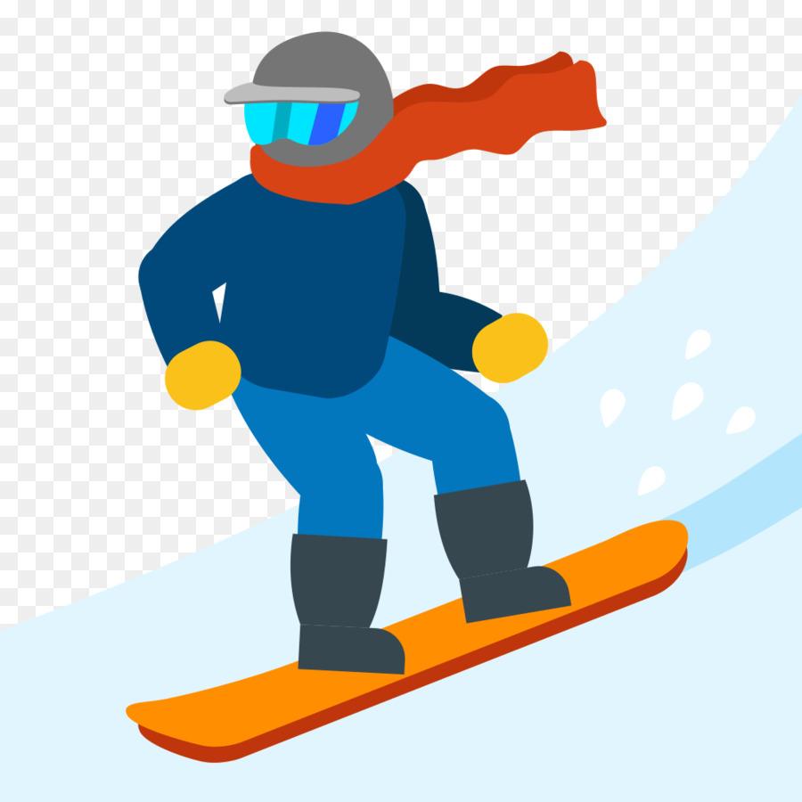 emoji snowboarding skiing sport clip art snowboard png download rh kisspng com snowboarding clip art free snowboarding clip art free