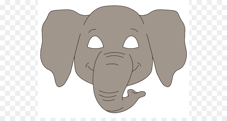 African elephant Paper...