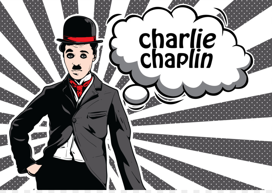 Comedian Actor Composer Charlie Chaplin Png Download 1400 980