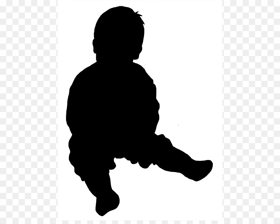 silhouette infant child clip art baby silhouette png download rh kisspng com baby deer silhouette clip art baby boy silhouette clip art