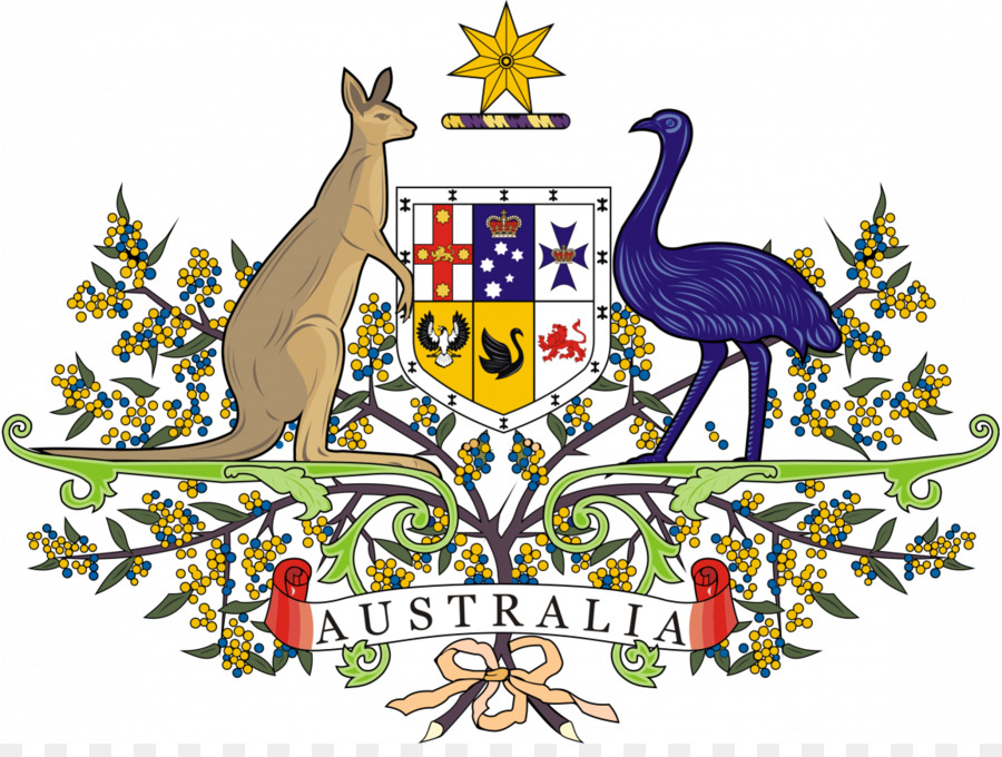 Sydney Zazzle National Symbols Of Australia Coat Of Arms Of