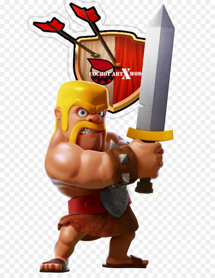 clash of clans clash royale goblin barbarian desktop wallpaper