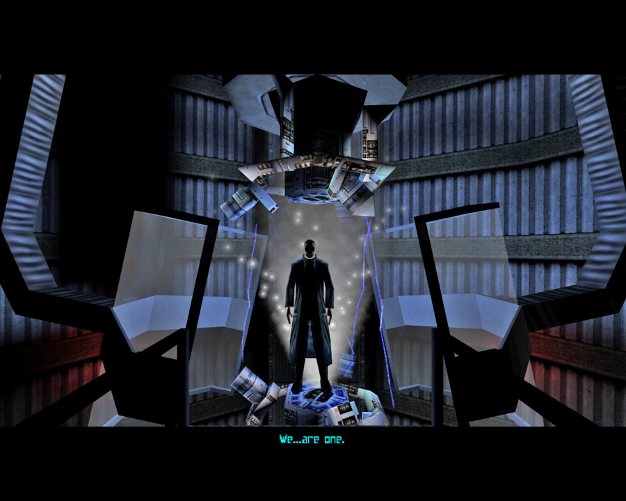 Deus Ex Visual Effects png download - 1280*1024 - Free