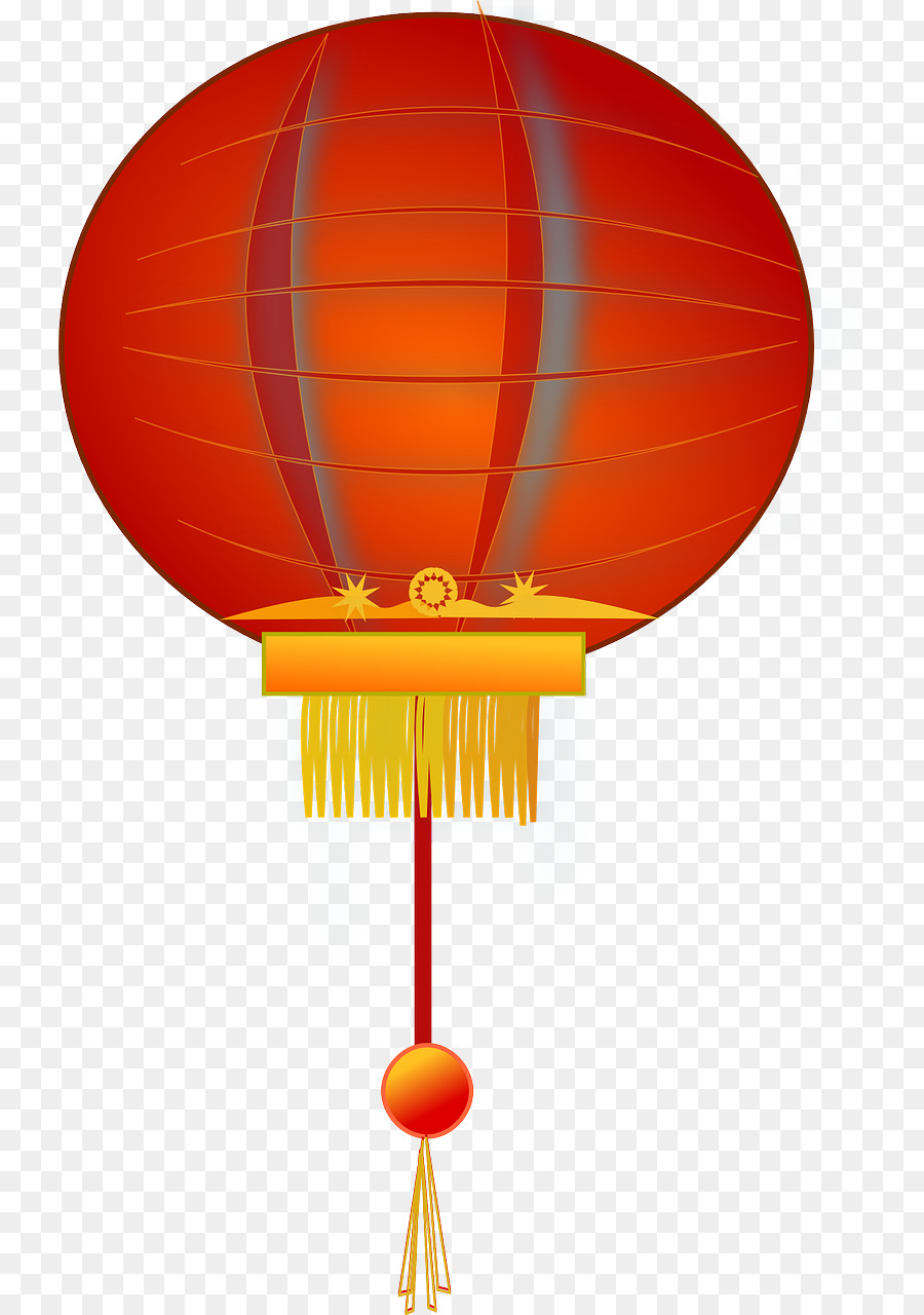 paper lantern clip art chinese new year