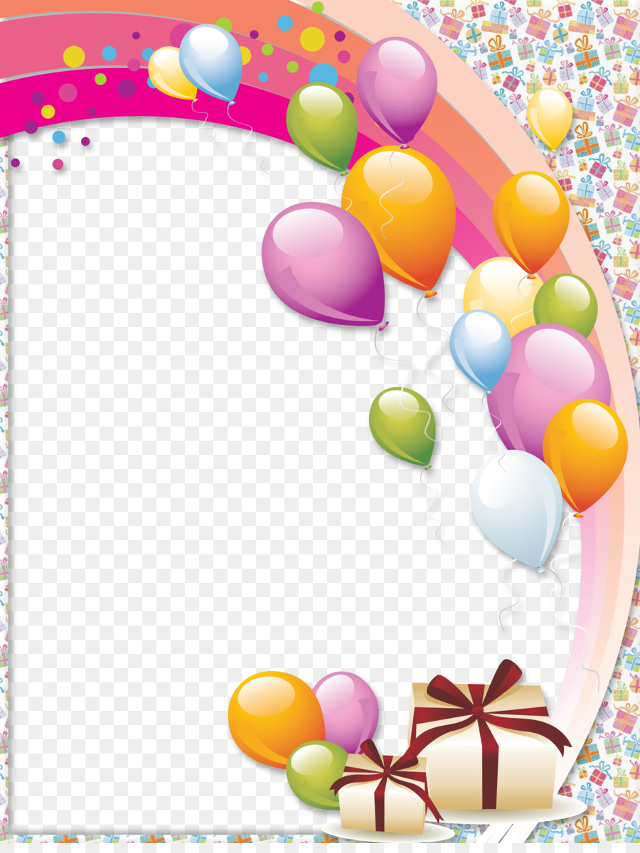 Birthday cake Picture Frames Happy Birthday to You Clip art ...