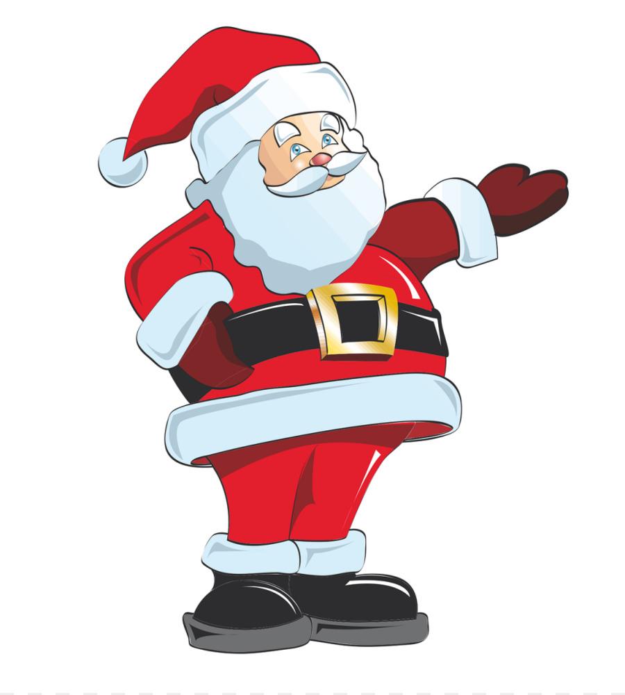Santa Claus Father Christmas Gift Clip art - santa claus png ...