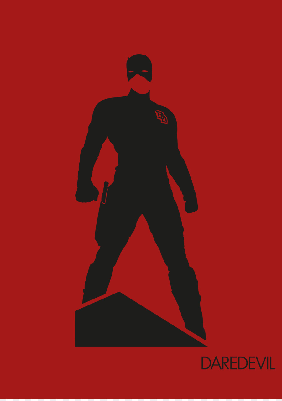 Daredevil Logo Digital Art Film