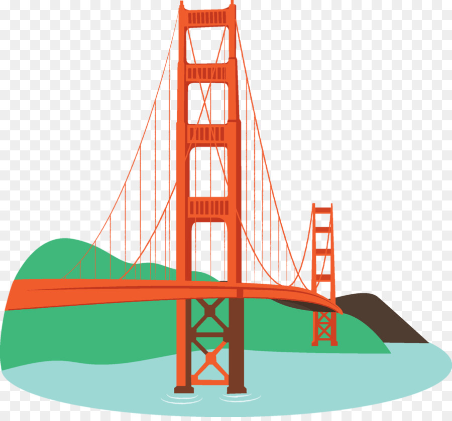 golden gate bridge sausalito oakland san francisco bay san francisco rh kisspng com Golden Gate Bridge SVG golden gate bridge clipart black and white