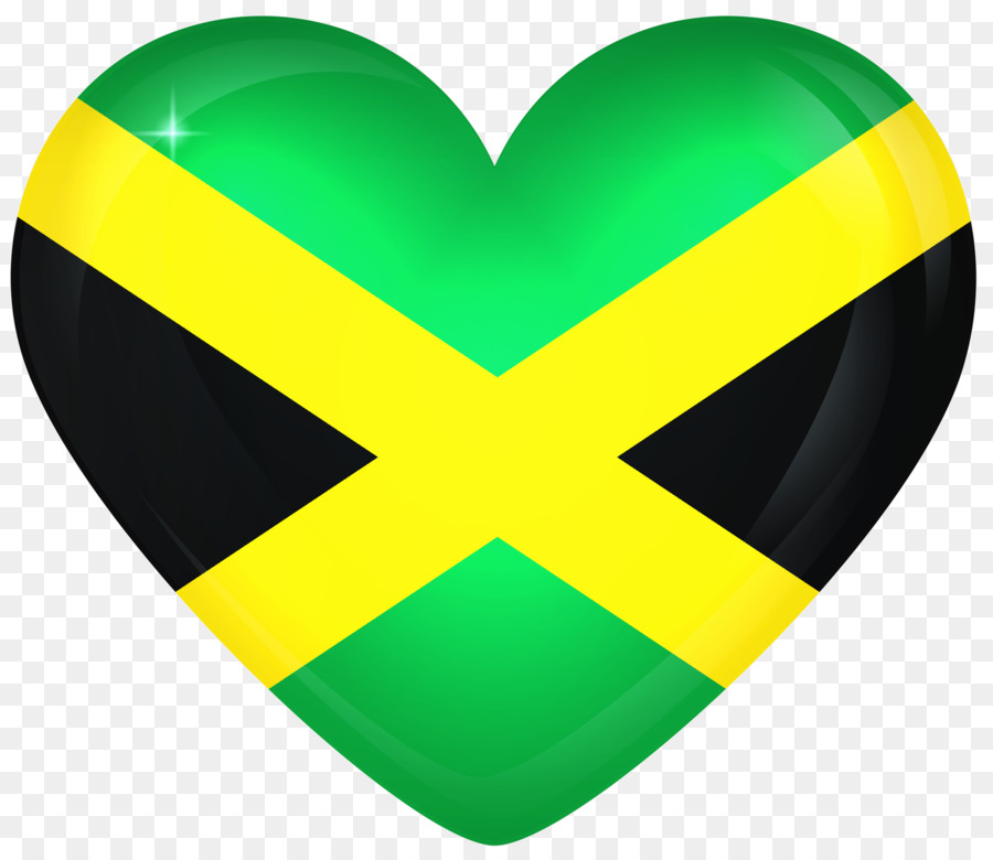 Flag of Jamaica Clip art - Jamaican Flag Cliparts png download ...