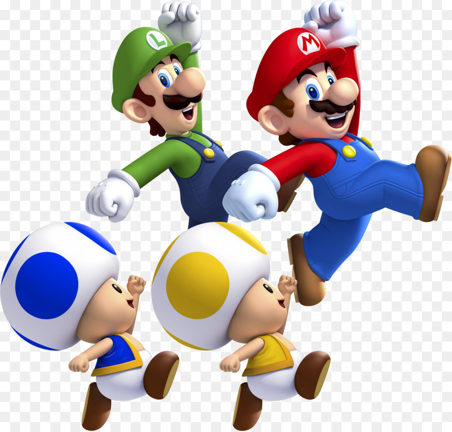 New Super Mario Bros. U, New Super Mario Bros. 2 - Mario png ...