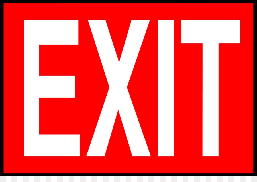 exit sign emergency exit clip art exit cliparts png download 958 rh kisspng com emergency exit sign clip art Cartoon Exit Sign Clip Art