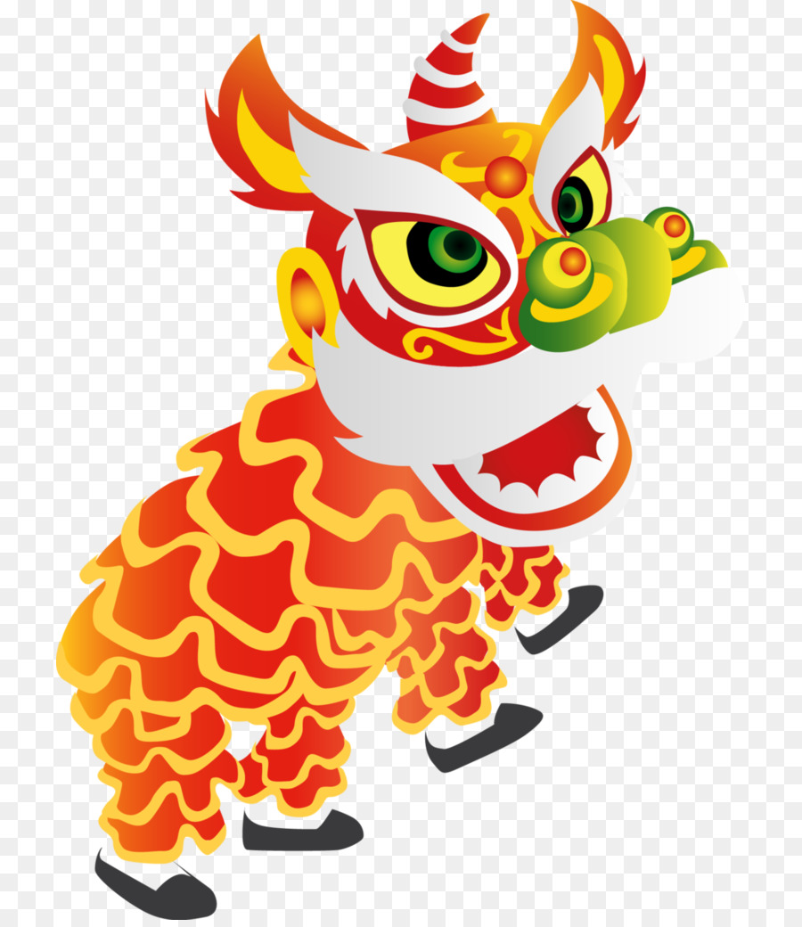 china chinese new year chinese dragon dragon dance clip art chinese new year 7731032 transprent png free download art food animal figure