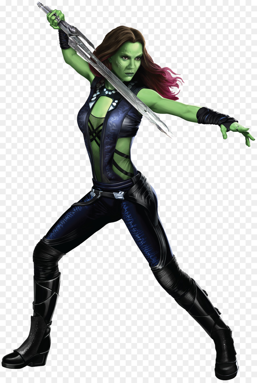 gamora star lord halloween costume cosplay black widow