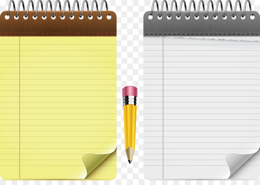 paper spiral notebook coil binding paper sheet png download 8542