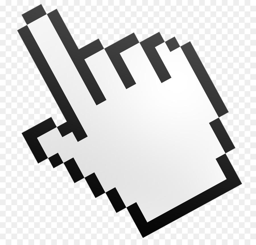 computer mouse pointer cursor hand clip art cursor png