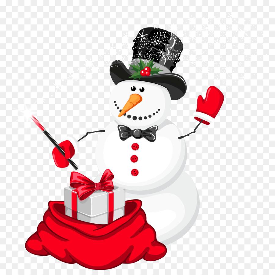 Olaf Christmas Snowman Clip Art