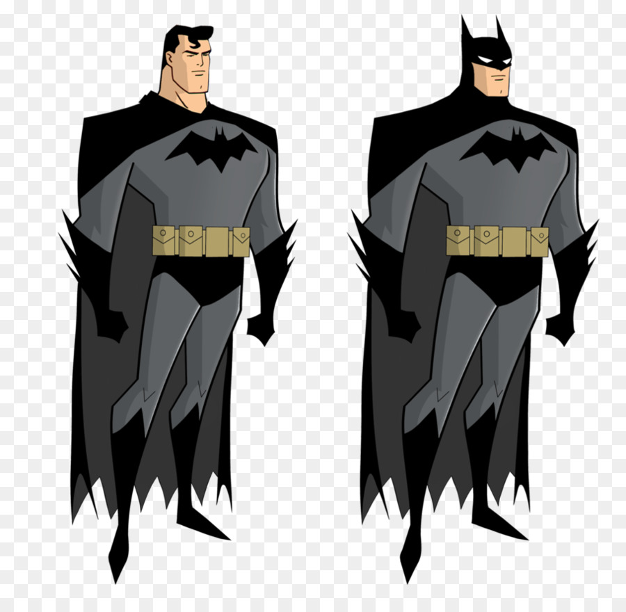 Batman de DC animated universe Batsuit de DC Comics - batman ...
