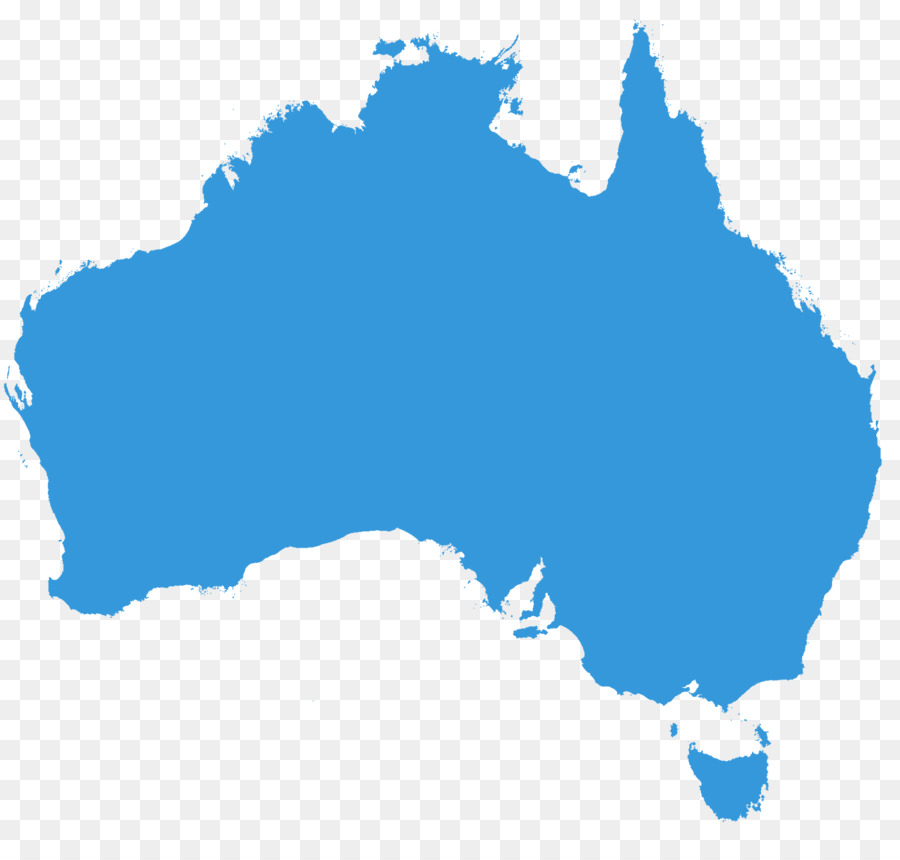australia world map blank map clip art australia