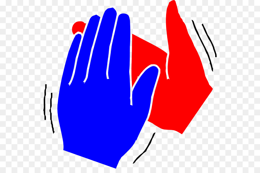 clapping hand applause clip art red hands cliparts png download rh kisspng com