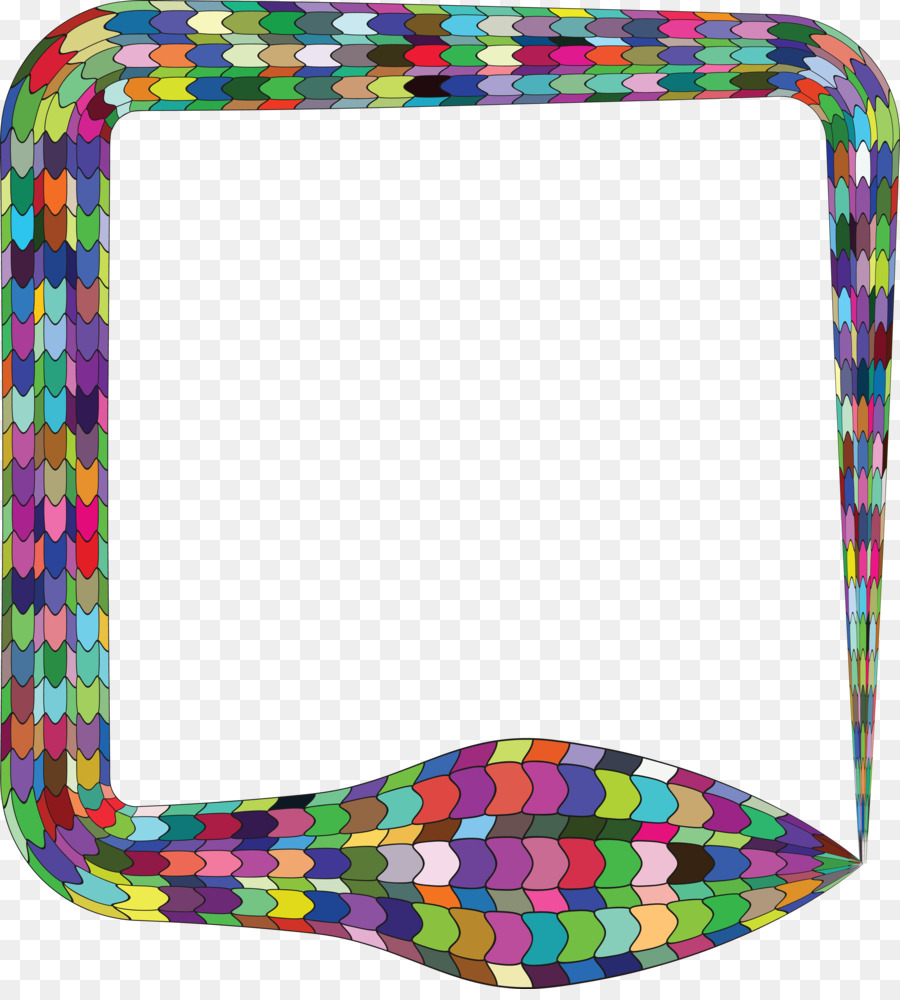 Borders and Frames Picture Frames Clip art - square frame png ...