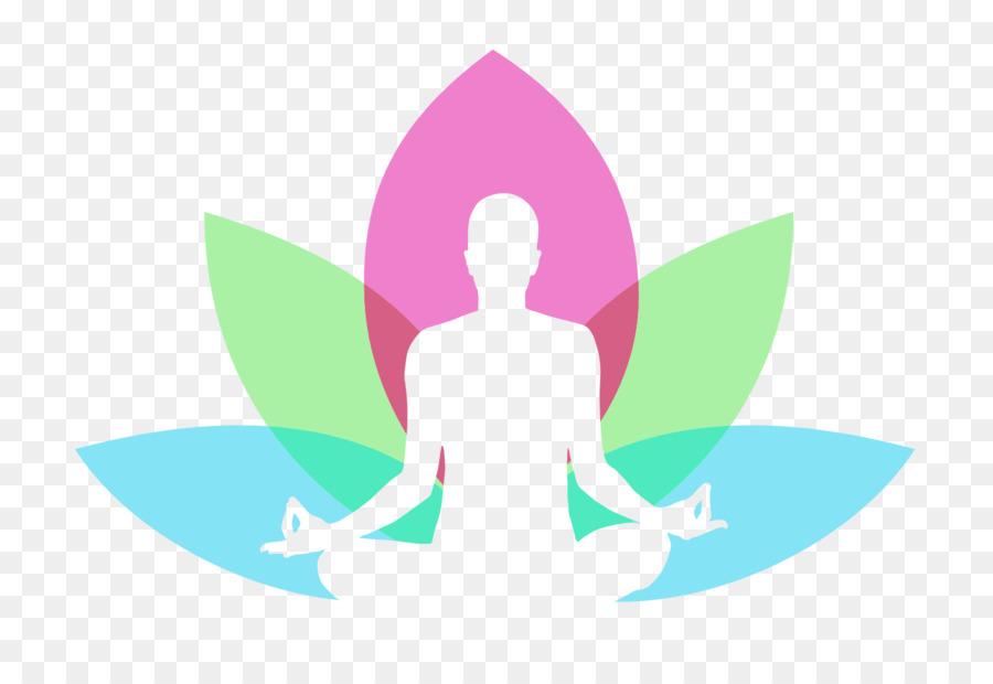 Buddhist meditation clipart