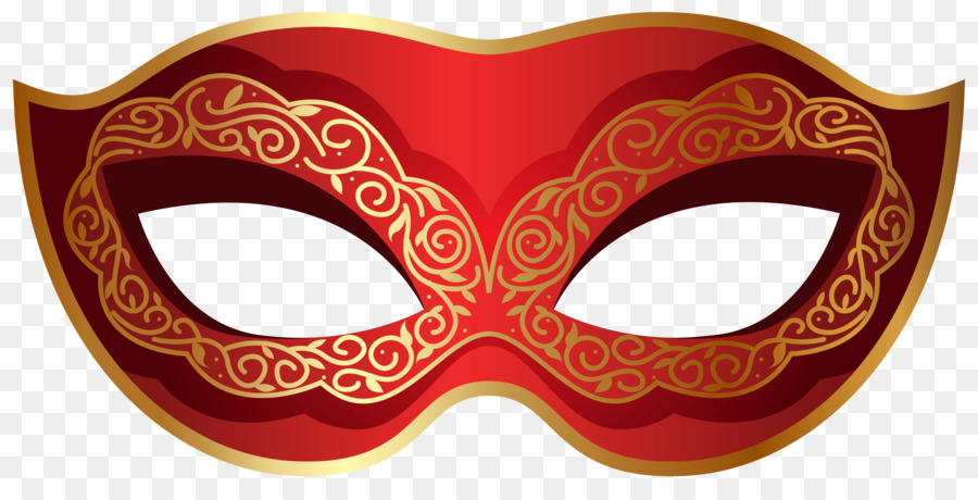 Carnival Of Venice Mardi Gras In New Orleans Mask Clip Art