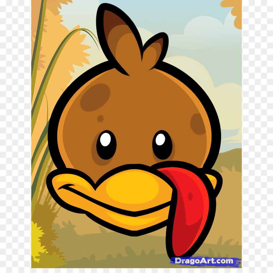 Turkey Meat Drawing Cartoon Clip Art Turkey Face Cliparts Png