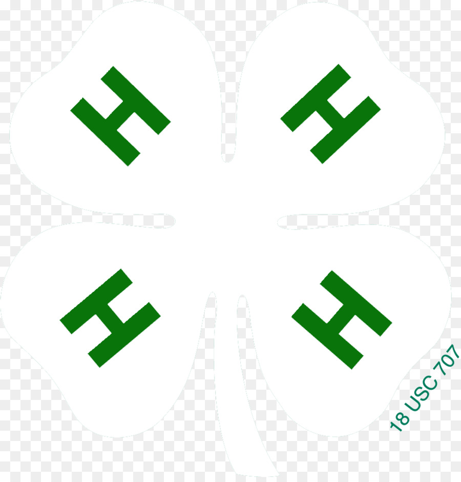 white clover 4 h institute of food and agricultural sciences logo rh kisspng com clipart 4h logo 4h clipart free
