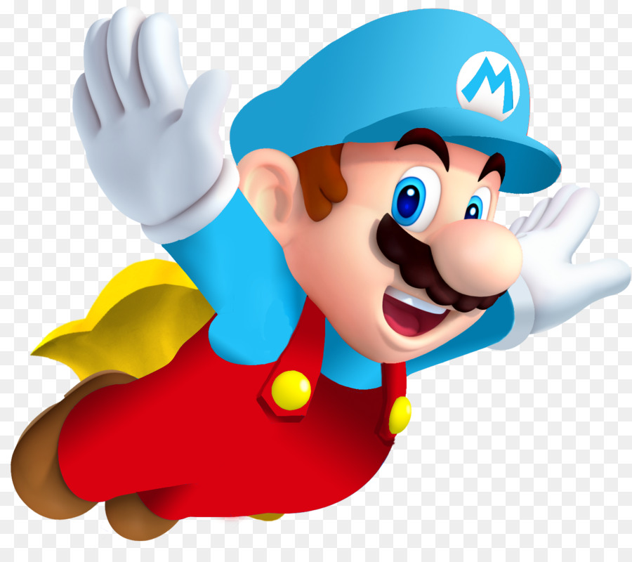 New Super Mario Bros 2 Toy png download - 1452*1259 - Free
