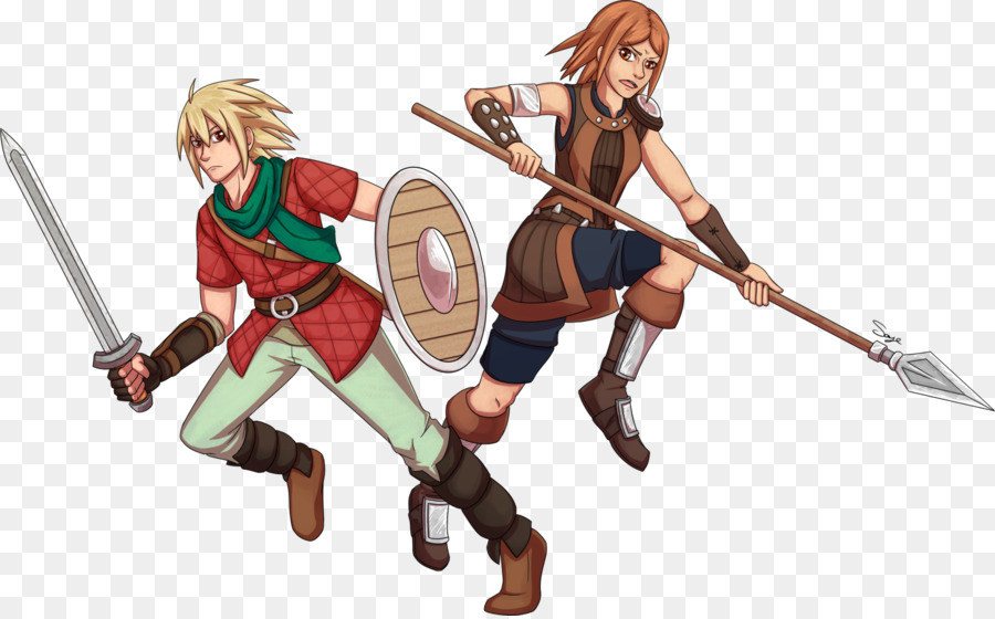 RPG Maker MV Drawing DeviantArt - spear png download - 1600*990 ...