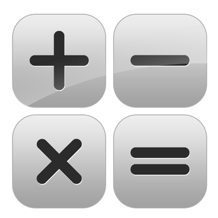 Hesap makinesi ikon indir