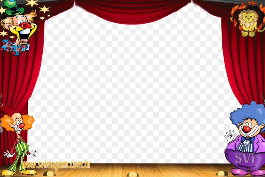 Circus Picture Frames Clown Art Text - Circus png download - 1600 ...