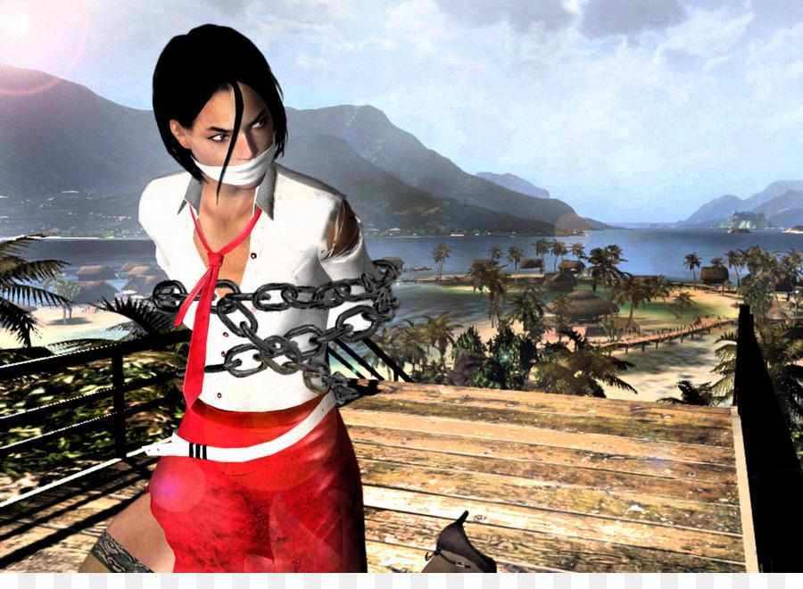 Dead Island Riptide Block Video Game Desktop Wallpaper