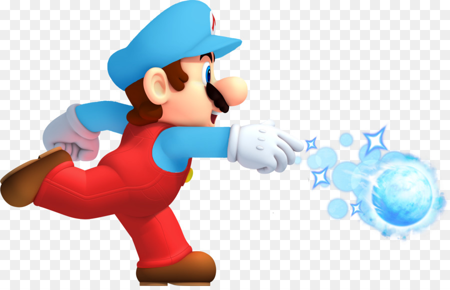 New Super Mario Bros  2 - mario png download - 4240*2696
