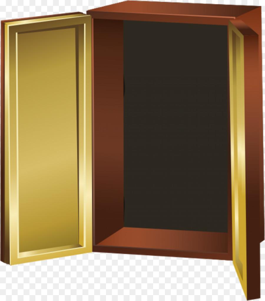 closet door cupboard clip art open closet cliparts png download