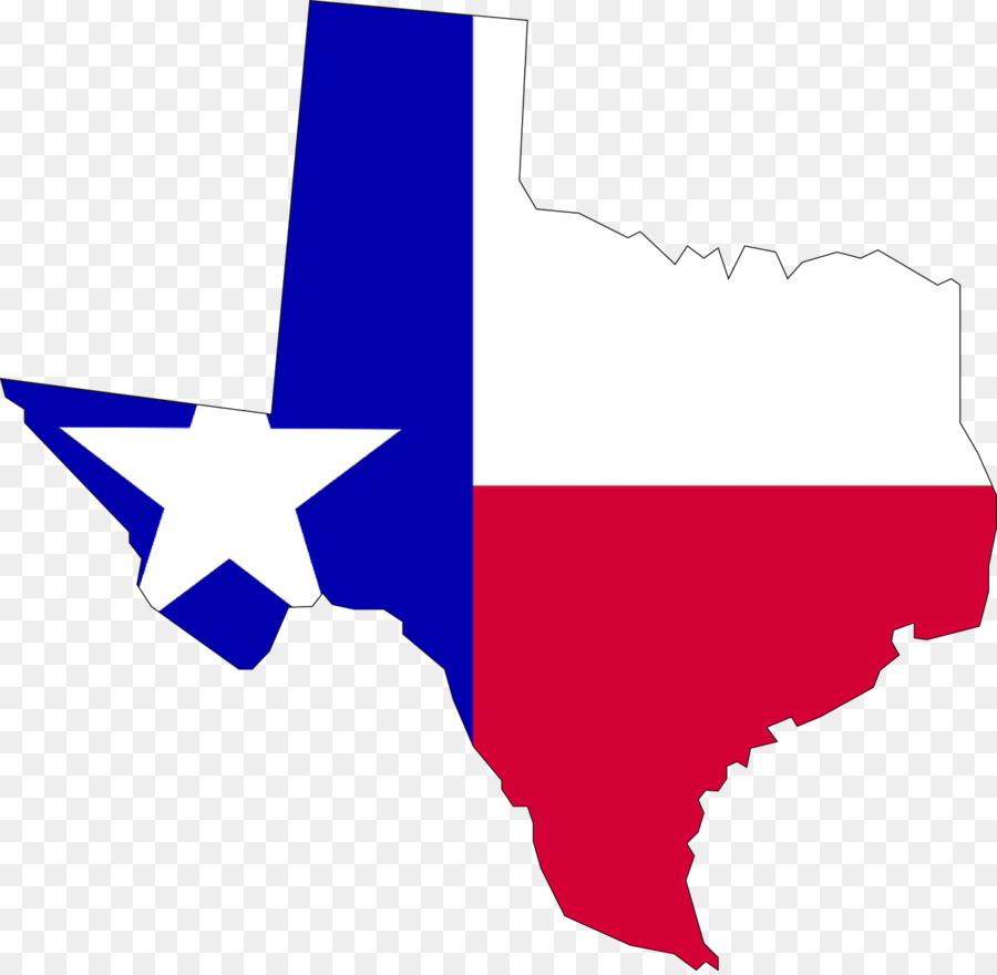 Mejor Bandera de Texas Mapa de la Bandera de los Estados unidos Clip ...