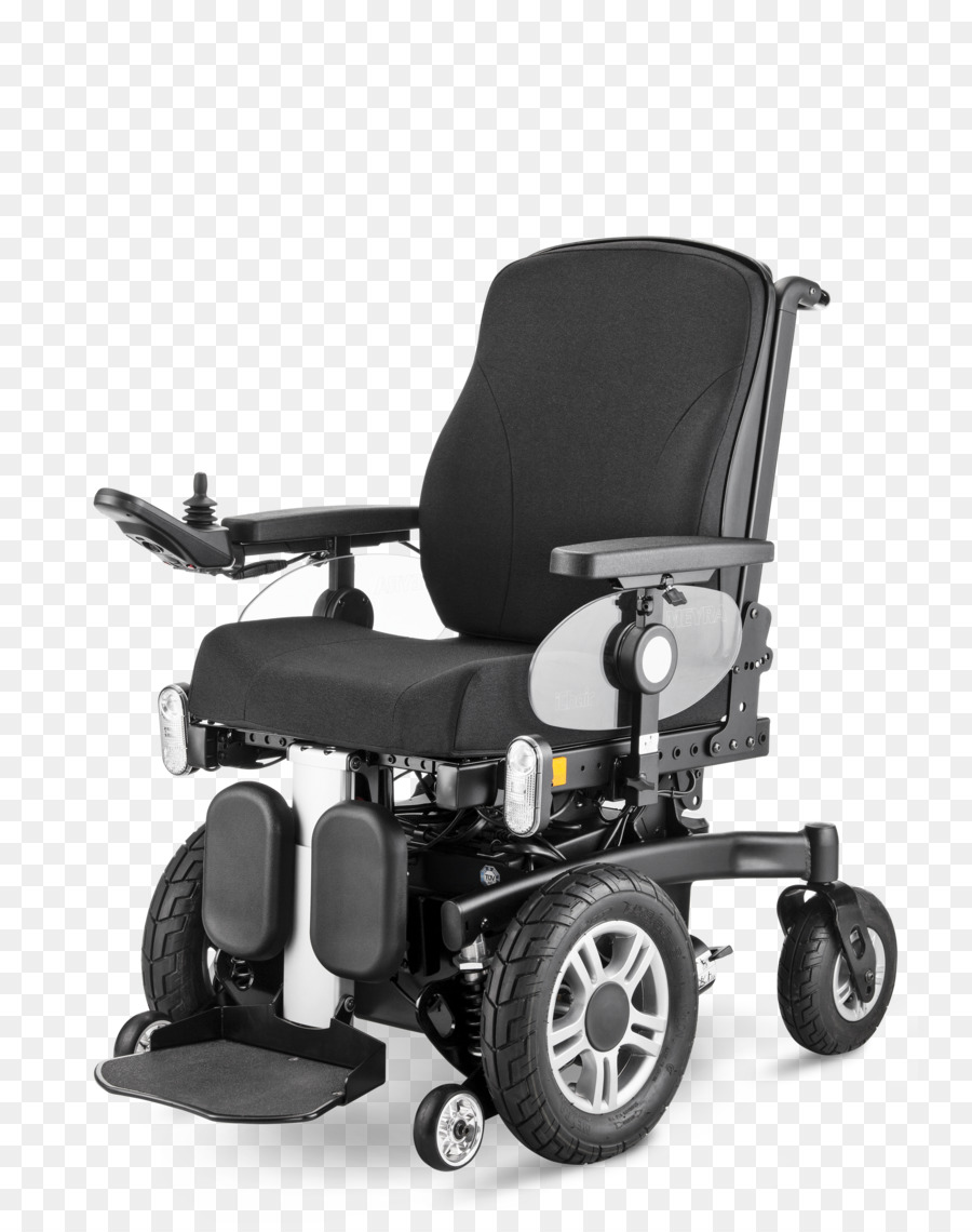 Motorized wheelchair Meyra Disability - wheelchair png download ...