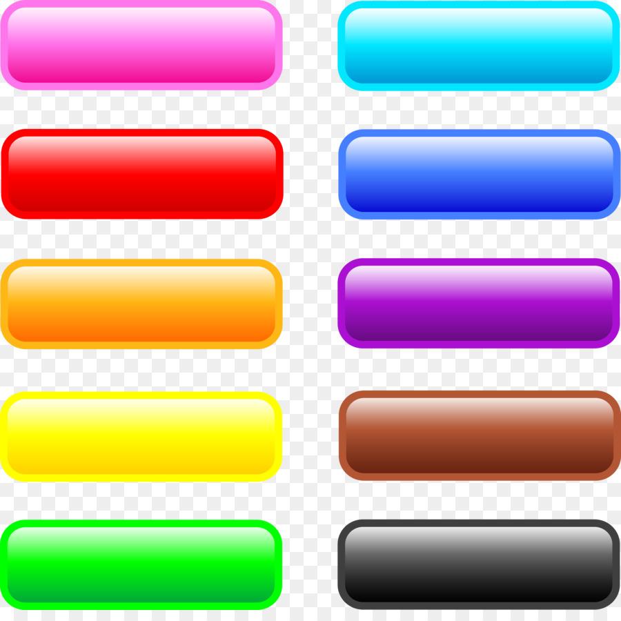 HTML Web button Clip art - buttons png download - 6905 ...