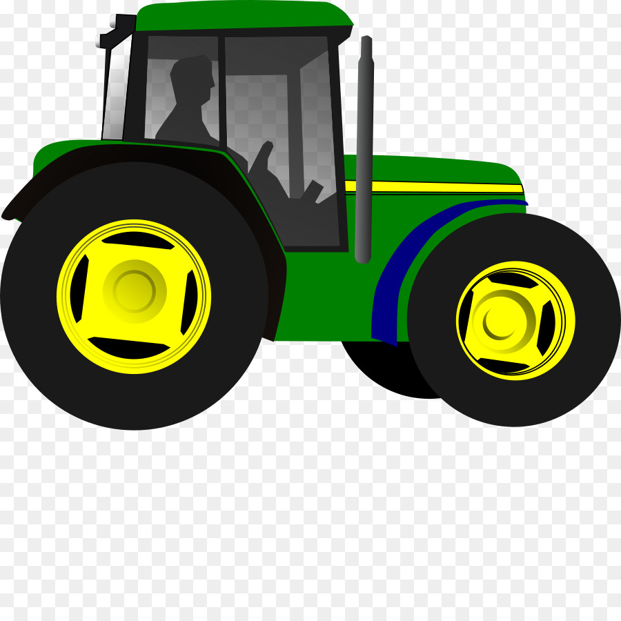 john deere tractor agriculture clip art green tractor cliparts png rh kisspng com john deere lawn tractor clipart john deere tractor cartoon clip art