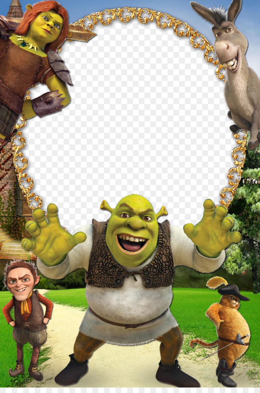 Shrek Forever After Donkey Shrek Film Series Shrek Png