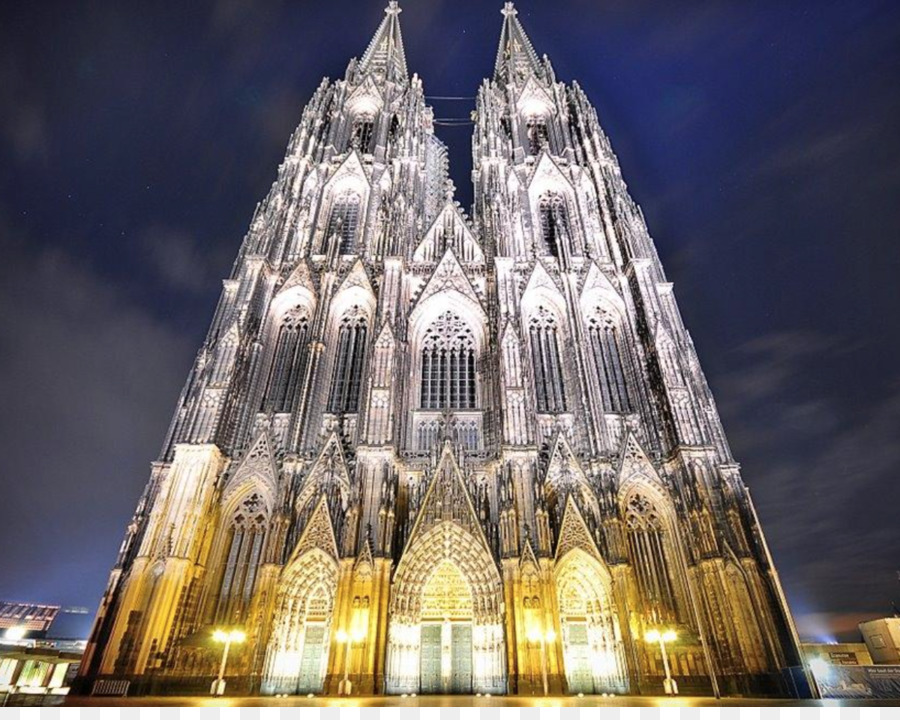 Cologne Cathedral Gothic Architecture Church Catholicism