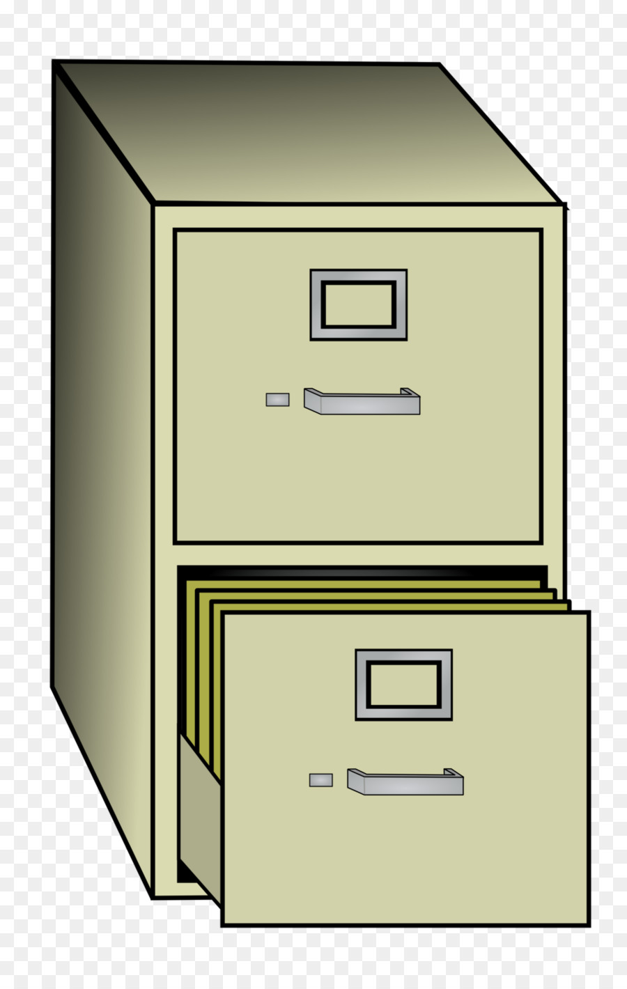 File Cabinets File Folders Cabinetry Computer Icons Clip art