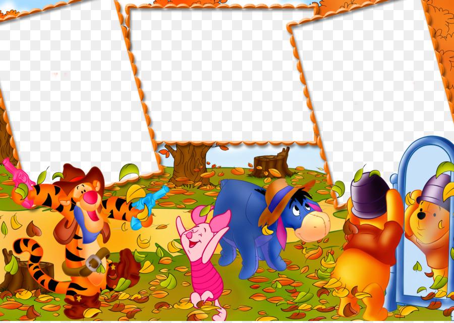 Winnie-the-Pooh Cuadro Marco de - winnie pooh Formatos De Archivo De ...