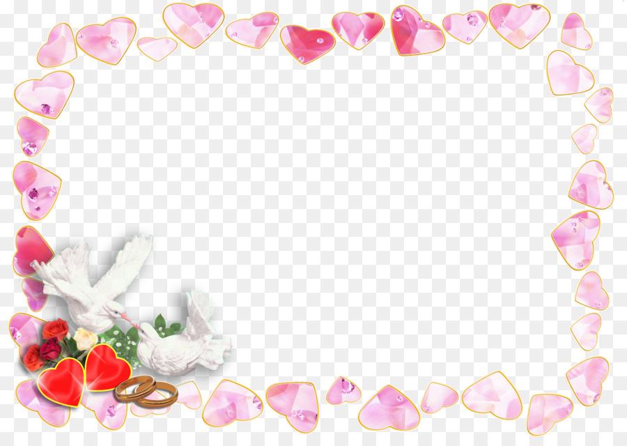 Wedding invitation Picture Frames Desktop Wallpaper - wedding png ...
