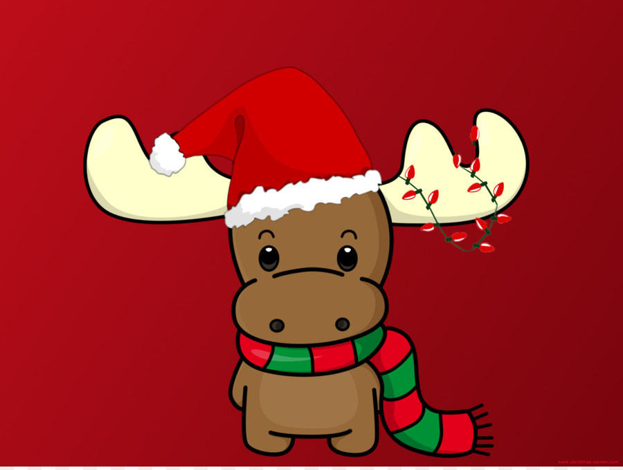 reindeer christmas wallpaper