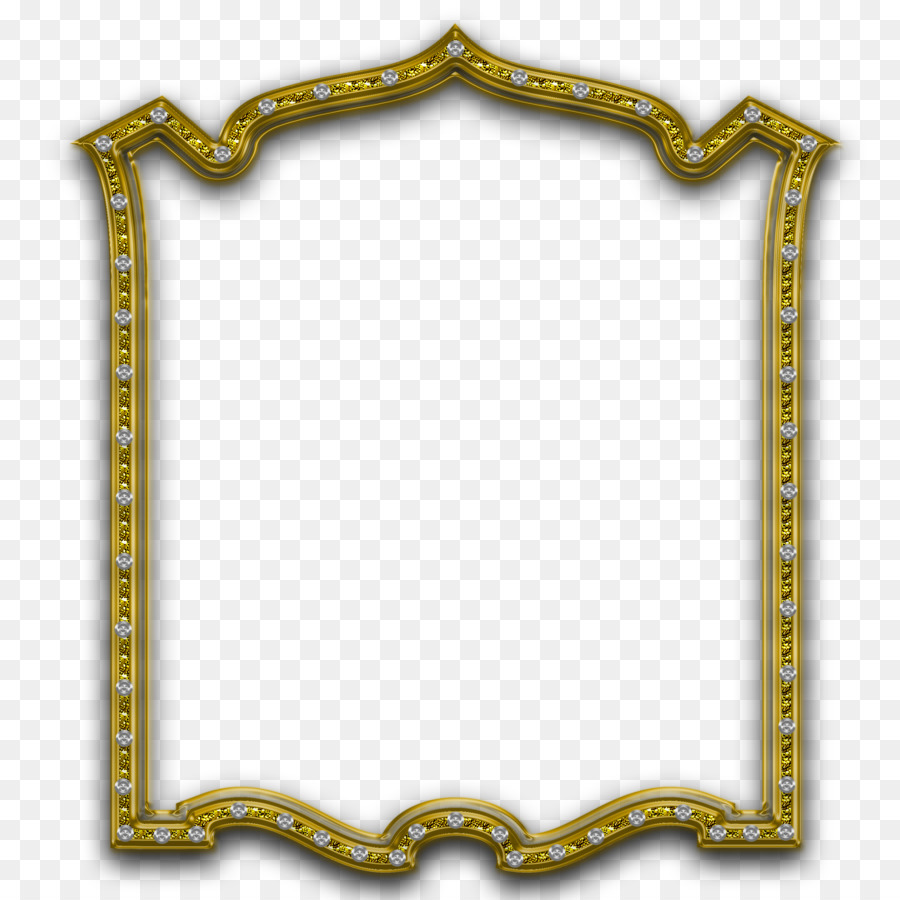 Picture Frames Borders and Frames Decorative arts Shape - frame png ...