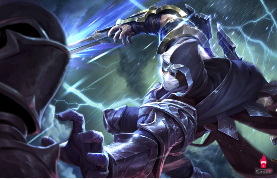 League Of Legends Championship Series Ninja Gaiden II Wall Wallpaper